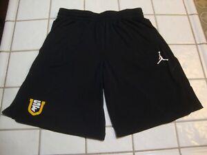 NIKE AIR JORDAN USF University of San Francisco Dons Athleic Shorts Mens XL