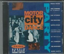Motor City Dance Party - Three - Dancin' To Keep From Crying - MUSIC CD - H273
