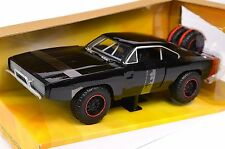 DODGE CHARGER R/T 1970 OFF ROAD DOM DOM'S FAST FURIOUS 7 JADA 97038 1:24 BLACK