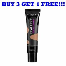 L'Oreal Foundation Infallible Total Cover 35g Amber 32