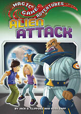 D Clifford, Jack, Alien Attack (Magic Game Adventures), Very Good Book