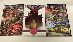 IDW: TMNT UNIVERSE: ISSUE #21: NM CONDITION: A, B, & RI COVERS