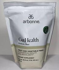 Arbonne GutHealth Prebiotic Fiber 16.9oz. 30 Serving Bag Brand New Exp: 12/2023