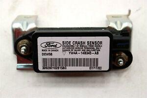 NEW OEM Ford Air Bag Side Impact Sensor XW4Z-14B345-CA Lincoln LS 2000-2002