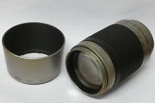 Nikon AF Nikkor 70-300 mm / 4,0-5,6 G  Objektiv gebraucht silber