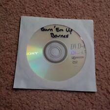 Burn 'Em Up Barnes - Serial DVD