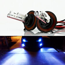 2x XENON HID Bulbs H13 10000K Deep Blue 35W Dual Beam Headlight Replacement