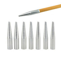Archery Broadheads Tips Practice Arrowheads 7/7.5/8mm Shaft Field Target Points