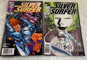 Silver Surfer Comic #139 and #140 E