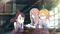 Little Witch Academia: Chamber of Time on PS4 Japan