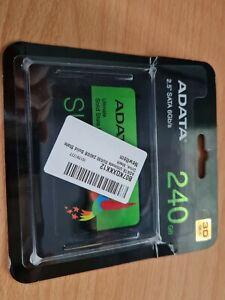 ADATA 240GB 2.5 SSD SATA Hard Drive Windows10 Laptop PC
