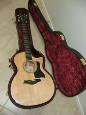 Taylor 314ce Grand Auditorium Acoustic / Electric Guitar - Very Very Nice