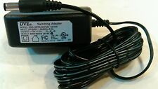 New DVE DSA-12PFA-09 FUS 120100 12V 1A Switching Power Adapter Supply Ac Plug