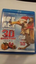 Ice Age: A Mammoth Christmas Special (3D Blu-ray + Blu-ray) 3D BLU-RAY