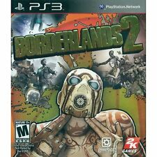 PS3 Games Borderlands 2 Brand New & Sealed