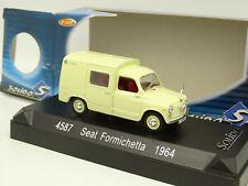 Solido 1/43 - Seat Formichetta 1964