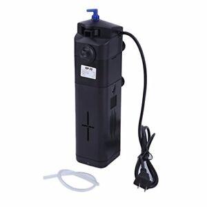 SUBMERSIBLE Aquarium 13-Watt UV Sterilizer w/ Pump 13W UP to 150 Gallons Tank