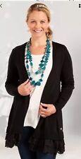 New Matilda Jane Dark As Night Sweater Women's Size X Small
