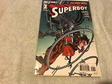 SUPERBOY 1 New 52  DC  comic book