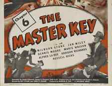 THE MASTER KEY, 13 CHAPTER SERIAL, 1945