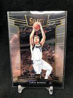 2018-19 Panini Select Luka Doncic RC #25 Concourse NBA Mavericks Rookie Card F34