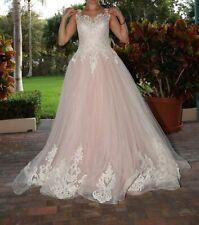 wedding Dress handmade from Europe
