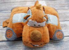 "12"" Tow Mater Cars Pillow Pets Pee Wees Plush Stuffed Disney Pixar Tow Truck Toy"