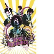 Jimi Hendrix 2008 Rare Poster