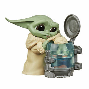 Star Wars The Bounty Collection, The Child Figures 5.5-cm-scale Toys 2-Pack