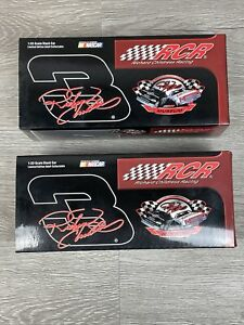 RCR Museum #3 2000 GM Goodwrench Peter Max & 1998 Daytona Win Raced Version