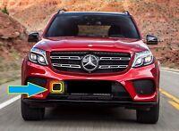 New Genuine Mercedes-Benz GLS Front Bumper Tow Hook Eye Cover Cap A2928855722