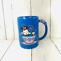 Minnie Mouse Disney Parks Authentic Coffee Baby MUG CUP 3D BLUE Disney World