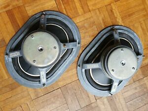 KEF B139 type 6171 Bass Driver Subwoofer Speaker Matched Pair