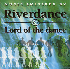 RVERDANCE & LORD OF THE DANCE / GARDYNE CHAMBER ENSEMBLE  – CD (1989) 14 TRACKS