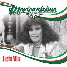 Lucha Villa : Mexicanisimo CD