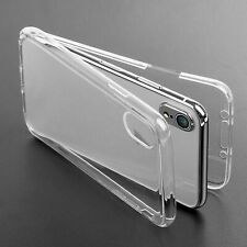 ShockProof 360 Clear Silicone Case Cover Protector For iPhone eXS MAX Xs X XR