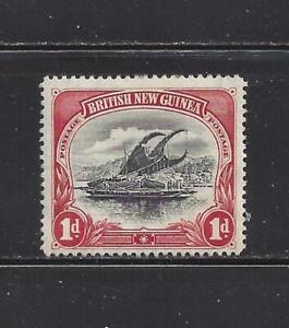 BRITISH NEW GUINEA (PAPUA NEW GUINEA)  - 2 -  MH - 1901 - LAKATOI SAILING VESSEL