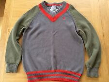 Fat Face Boys' 100% Cotton Jumpers & Cardigans (2-16 Years)