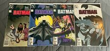 BATMAN YEAR ONE #1-4 COMPLETE SET DC COMICS FRANK MILLER 1987 #404-407