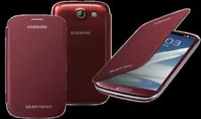 Fundas Samsung color principal rojo para teléfonos móviles y PDAs
