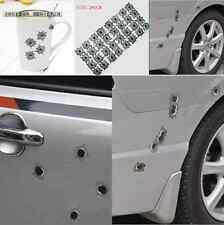 Waterproof Simulation bullet hole Orifice Graphic Decal Car Cool Decor Stickers
