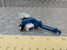 1/64 CUSTOM ERTL FARM TOY FORD BLUE SMALL SQUARE BALER HAY STRAW NEW HOLLAND