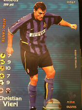 FOOTBALL CHAMPIONS CARD 2002-03 - INTER - VIERI