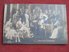 Ancienne carte, fotopostkarte allemand impériale