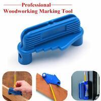 ABS Multifunction Center Finder Scriber Carpentry Woodworking Marking Gauge Tool