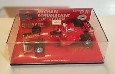 Michael Schumacher Collection Nr.38 1:43 Ferrari F300 Tower Wing Shukore