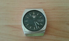 Vintage Watch Reloj - SEIKO 5 - Automatic - Steel - Day Date - NO Funciona