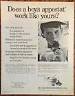 Sugar Information Co. print ad 1968 orig vintage art retro 1960s good for kids