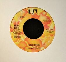 Living Proof United Artists 1283 Movie Queen and Visions Of You