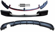 M-TECH,M SPORT BUMPER Front & Rear Lip Spoiler(--0------) For BMW F30 3-Series